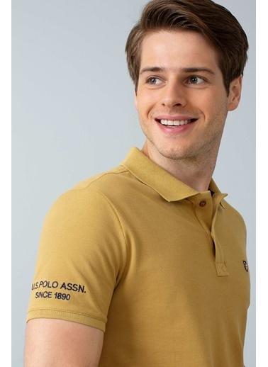 U.S.Polo Assn. Tişört Haki